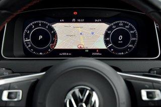 2017 Volkswagen Golf 7.5 MY17 GTI DSG Red 6 Speed Sports Automatic Dual Clutch Hatchback