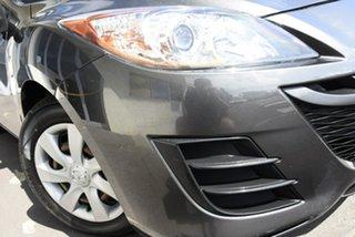 2011 Mazda 3 BL10F1 MY10 Neo Activematic Graphite 5 Speed Sports Automatic Sedan.