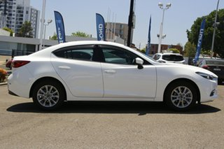 2016 Mazda 3 BN5278 Maxx SKYACTIV-Drive White 6 Speed Sports Automatic Sedan