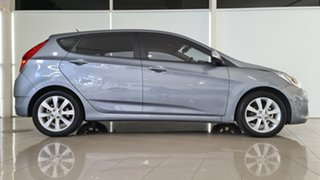 2018 Hyundai Accent RB6 MY19 Sport Silver 6 Speed Sports Automatic Hatchback