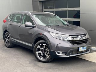 2018 Honda CR-V RW MY18 VTi-S 4WD Grey 1 Speed Constant Variable Wagon.