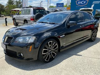 2009 Holden Commodore VE MY10 SS V Special Edition Black 6 Speed Sports Automatic Sedan.