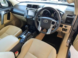 2014 Toyota Landcruiser Prado GXL Bronze 5 Speed Automatic Wagon.