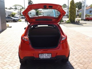 2008 Mazda 2 DE10Y1 Neo Red 4 Speed Automatic Hatchback