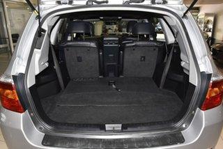 2007 Toyota Kluger MCU28R MY06 Grande AWD Silver 5 Speed Automatic Wagon