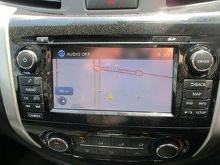 2017 Nissan Navara D23 Series II ST (4x4) Blue 7 Speed Automatic Dual Cab Utility