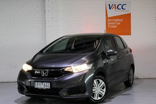 2019 Honda Jazz GF MY20 VTi Charcoal 1 Speed Constant Variable Hatchback