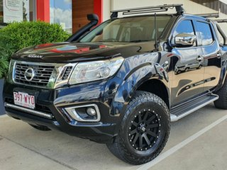 2016 Nissan Navara ST Black 6 Speed Automatic Utility