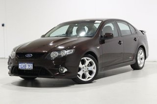 2009 Ford Falcon FG XR8 Velvet 6 Speed Manual Sedan.
