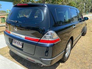 2007 Honda Odyssey 3rd Gen MY07 Black 5 Speed Automatic Wagon