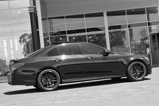 2018 Mercedes-Benz E-Class W213 808MY E63 AMG SPEEDSHIFT MCT 4MATIC+ S Black 9 Speed