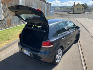 2012 Volkswagen Golf VI MY12.5 GTi Grey 6 Speed Manual Hatchback