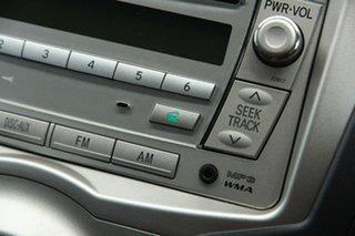 2011 Toyota Yaris NCP91R MY11 YRS Grey 5 Speed Manual Hatchback