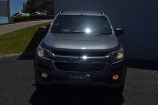 2017 Holden Trailblazer RG MY18 LT Grey 6 Speed Sports Automatic Wagon.