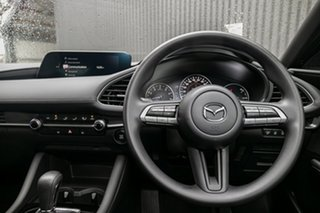 2020 Mazda 3 BP2H76 G20 SKYACTIV-MT Pure Jet Black 6 Speed Manual Hatchback