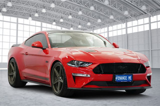 2020 Ford Mustang FN 2020MY GT Race Red 10 Speed Sports Automatic Fastback.