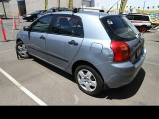 2003 Toyota Corolla ZZE122R Ascent Grey 4 Speed Automatic Wagon.