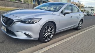 2016 Mazda 6 GJ1032 GT SKYACTIV-Drive 6 Speed Sports Automatic Sedan.