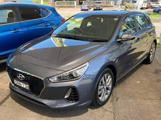 2017 Hyundai i30 PD MY18 Active 6 Speed Sports Automatic Hatchback.