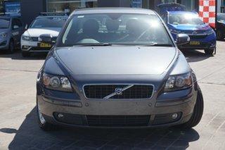 2007 Volvo S40 M Series MY07 S Grey 5 Speed Sports Automatic Sedan.