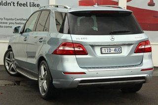 2015 Mercedes-Benz M-Class W166 MY805 ML350 BlueTEC 7G-Tronic + Silver, Chrome 7 Speed.