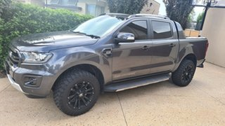 2018 Ford Ranger PX MkIII 2019.00MY Wildtrak Graphite 6 Speed Sports Automatic Utility