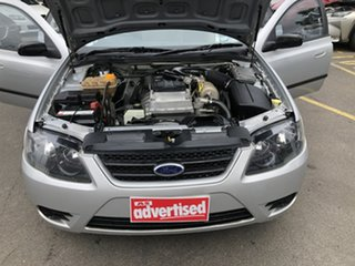 2008 Ford Falcon BF Mk III XT Silver 4 Speed Sports Automatic Wagon