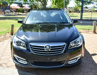 2016 Holden Calais VF II MY16 V Black 6 Speed Sports Automatic Sedan