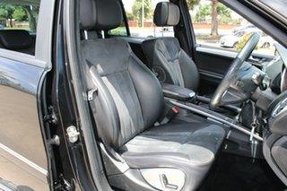 2006 Mercedes-Benz ML350 W164 Luxury (4x4) Black 7 Speed Automatic G-Tronic Wagon