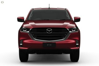 2020 Mazda BT-50 TFS40J XT Red 6 Speed Manual Utility.