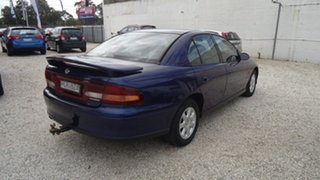 1999 Holden Commodore VT Executive Blue 4 Speed Automatic Sedan