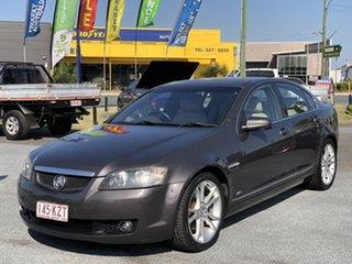 2008 Holden Calais VE MY08.5 V 60th Anniversary Grey 6 Speed Sports Automatic Sedan
