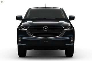 2020 Mazda BT-50 TFS40J XT Blue 6 Speed Manual Utility.