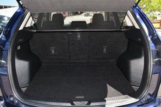 2012 Mazda CX-5 KE1071 Maxx SKYACTIV-Drive Sport Blue 6 Speed Sports Automatic Wagon