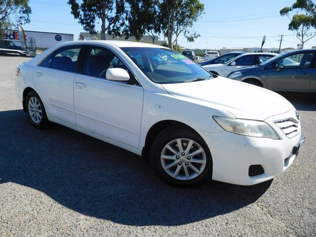 Used Toyota Camry ACV40R MY10 Altise Wangara, 2010 Toyota Camry ACV40R MY10 Altise White 5 Speed Automatic Sedan
