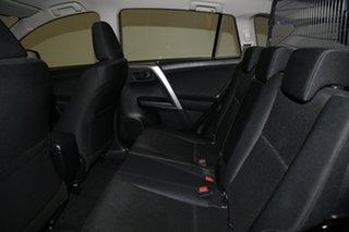 2017 Toyota RAV4 ALA49R GX AWD Silver 6 Speed Sports Automatic Wagon