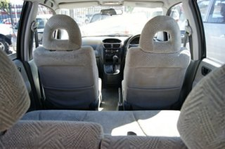 1999 Mitsubishi Nimbus UG Burgundy 4 Speed Automatic Wagon