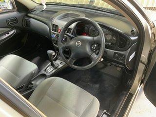 2004 Nissan Pulsar N16 MY2004 ST Gold 4 Speed Automatic Sedan