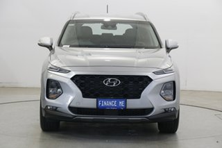 2019 Hyundai Santa Fe TM.2 MY20 Active Typhoon Silver 8 Speed Sports Automatic Wagon.