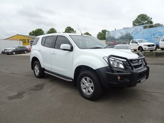 2015 Isuzu MU-X MY15 LS-M Rev-Tronic 4x2 White 5 Speed Sports Automatic Wagon.