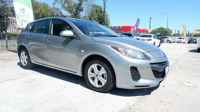 Used Mazda 3 BL10F2 MY13 Neo Activematic St James, 2013 Mazda 3 BL10F2 MY13 Neo Activematic Silver 5 Speed Sports Automatic Hatchback
