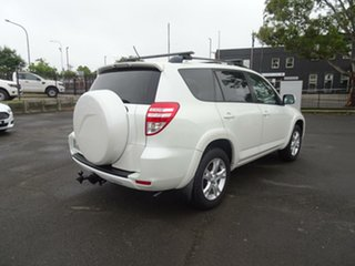 2009 Toyota RAV4 ACA33R MY09 Cruiser White 5 Speed Manual Wagon