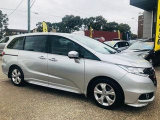 2018 Honda Odyssey RC MY18 VTi Silver 7 Speed Constant Variable Wagon
