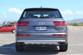 2019 Audi Q7 4M MY19 50 TDI Tiptronic Quattro Grey 8 Speed Sports Automatic Wagon