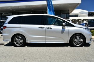 2019 Honda Odyssey RC MY20 VTi-L Silver 7 Speed Constant Variable Wagon