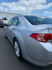 2012 Honda Accord Euro CU MY13 Luxury Navi Silver 5 Speed Automatic Sedan