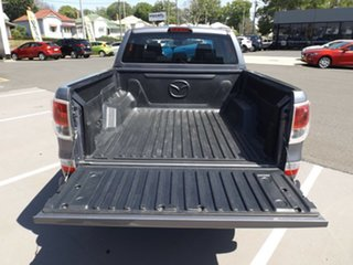 2014 Mazda BT-50 UP0YF1 XT Grey 6 Speed Manual Utility