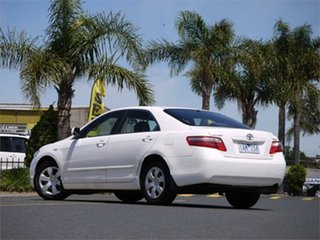 2006 Toyota Camry ACV36R 06 Upgrade Altise Limited White 4 Speed Automatic Sedan