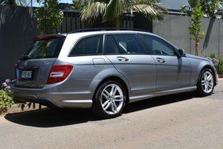 2012 Mercedes-Benz C-Class W204 MY13 C200 CDI BlueEFFICIENCY Estate 7G-Tronic + Grey 7 Speed