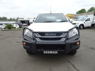 2015 Isuzu MU-X MY15 LS-M Rev-Tronic 4x2 White 5 Speed Sports Automatic Wagon
